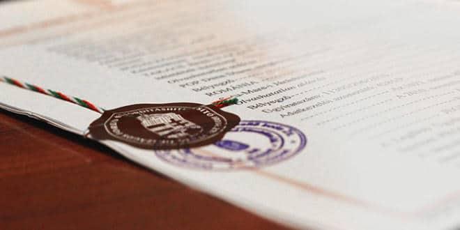 ترجمه رسمی مدارک تحصیلی سفارت یونان